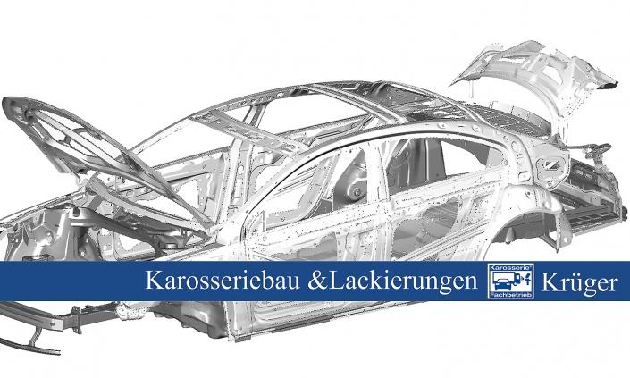 Karosseriebau Krüger Unfallinstandsetzung