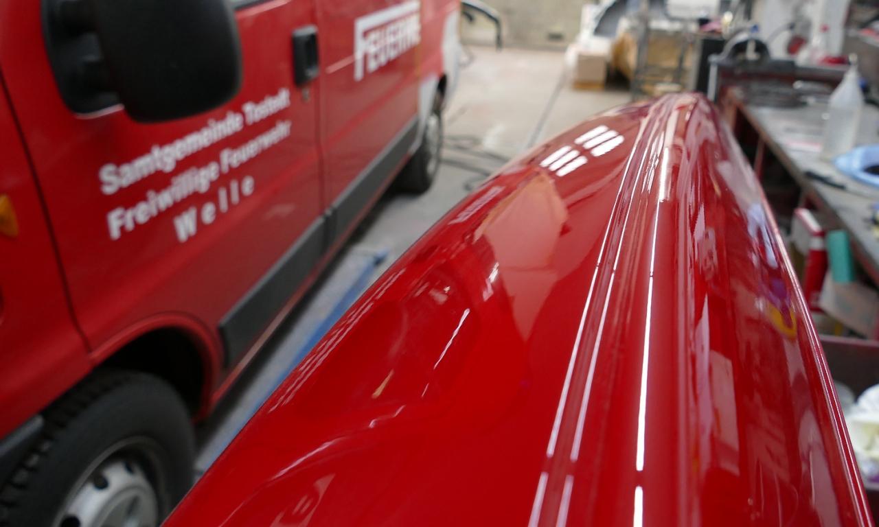 Karosseriebau Krüger Unfallinstandsetzung Auto Lackierungen